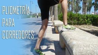 8 ejercicios de pliometría para corredores
