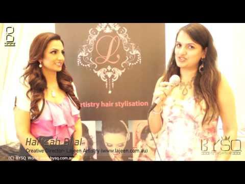 Haffsah Bilal Lajeen   Quintessential Make up class 2015