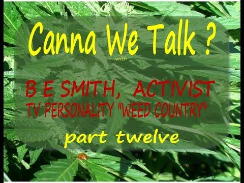 Session 12 B E Smith, Activist