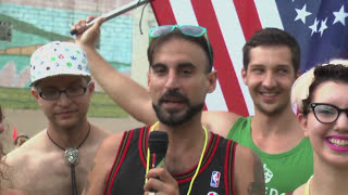 Repeat youtube video Philly Naked Bike Ride 2014 [Scrapple Doc]