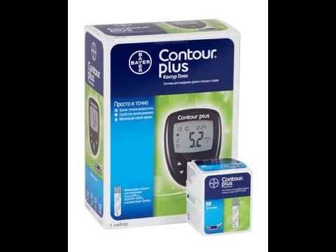 Глюкометр Contour Plus обзор/Glucometer Contour Plus review