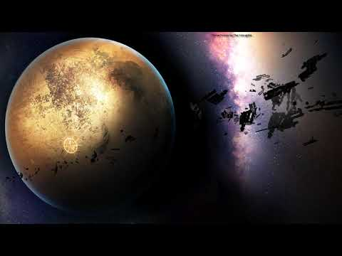Space Ambient Mix 40 - Divine Forces by The Intangible