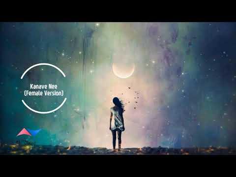 Download Kanave Nee Naan Song Female Version || AV Studio's