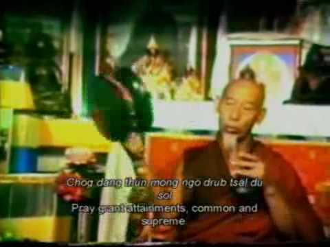 CHOD MELODIES (Part 11) by KYABJE ZONG RINPOCHE