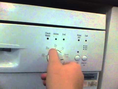 bosch classixx dishwasher overview youtube rh youtube com bosch classixx dishwasher manual drain bosch classixx dishwasher manual drain