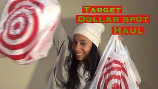TARGET DOLLAR SPOT HAUL/CHRISTMAS DECOR 2018