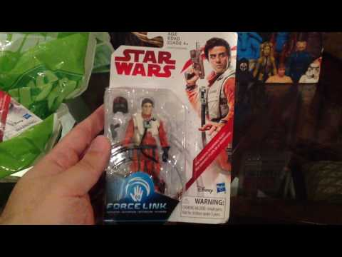 Star Wars The Last Jedi Action Figures Review Wave 1
