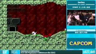 Cave Story by draculantern in 1:00:09 - Summer Games Done Quick 2015 - Part 124