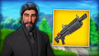 HEAVY SHOTGUN & REAPER SKIN UNLOCKED?! | Fortnite Battle Royale met LinkTijger en Roediementair