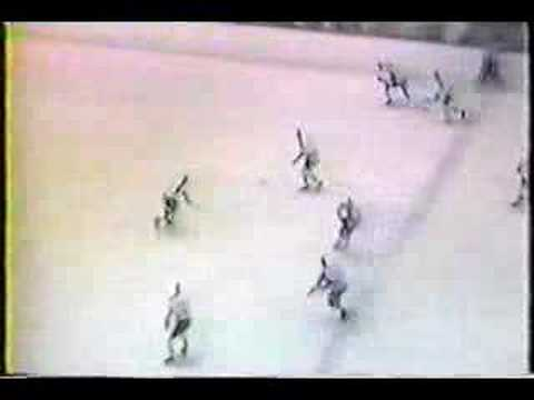 NHL 69-70 Minnesota@Pittsburgh Pens goal!