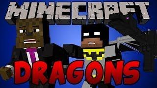 DRAGON YACHTS! Minecraft Minigame w/ xRPMx13