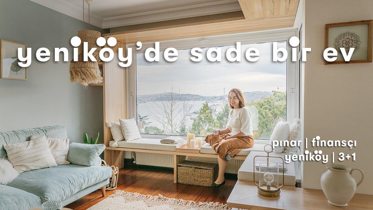 Download Daire Turu: Yeniköy'de Tablo Gibi Deniz Manzaralı Bir Ev