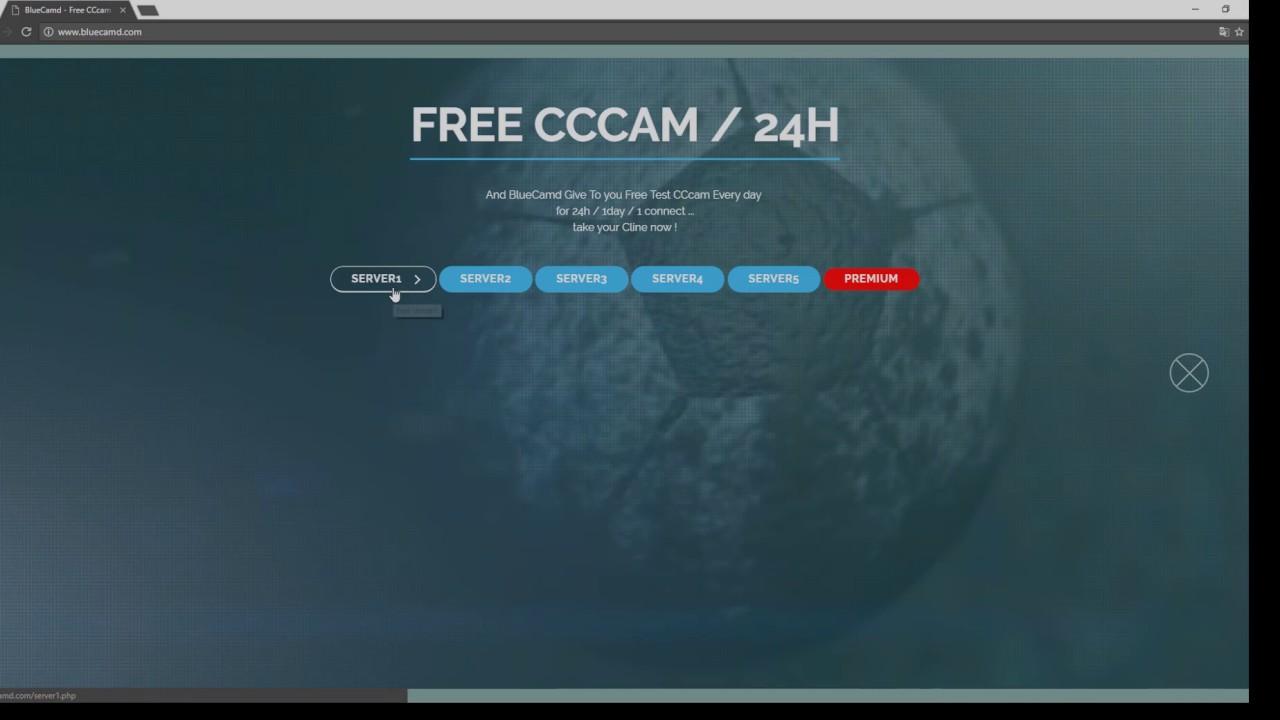How To Get Free CCcam Server 48h