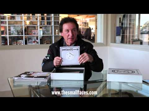 SMALL FACES - Kenney Jones reveals the 'Here Come The Nice' The Immediate Years Box Set