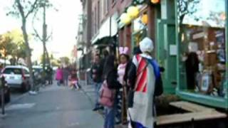2008 Halloween - Cobble Hill Downtown Brooklyn -  Brooklyn Memories