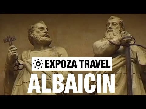 Albaicin (Spain) Vacation Travel Video Guide