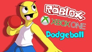 ROBLOX - Dodgeball [Xbox One Edition]