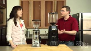 Commercial Tips: Choosing a Commercial Grinder