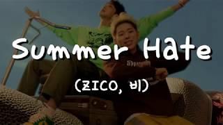 마인크래프트 노트블럭 [ ZICO - Summer Hate (feat. 비) ] MINECRAFT NOTEBLOCK 3D SOUND