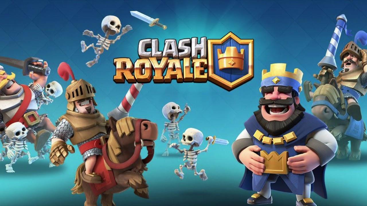 Clash royale background music