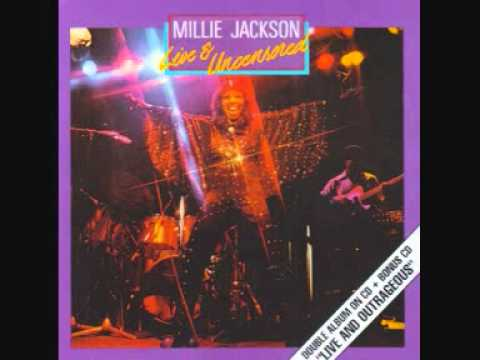 "★ Millie Jackson ★ Sweet Music Man/It Hurt's So Good ★ [1982] ★ ""Live"" ★ BQ! ★"