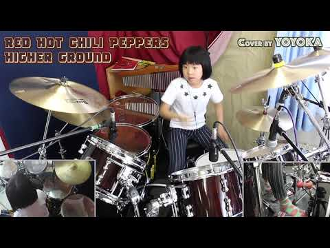 red-hot-chili-peppers---higher-ground-/-cover-by-yoyoka,-9-year-old