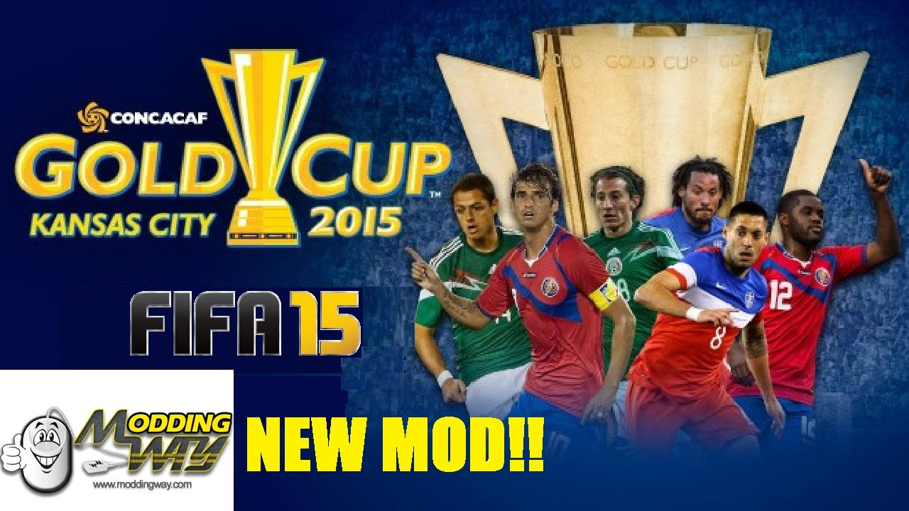 Fifa 15 gold cup