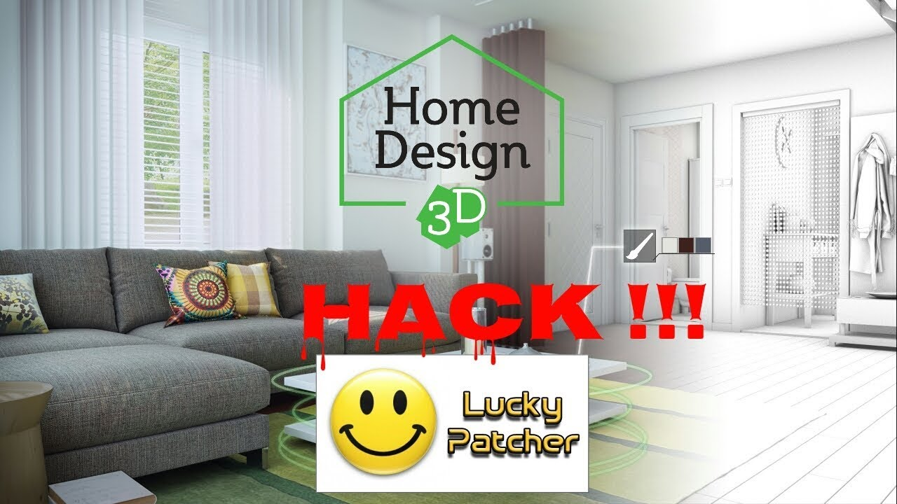 Hack Home Design 3D