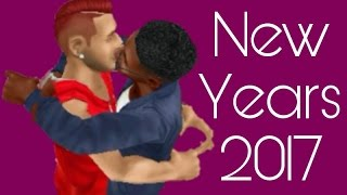 Sims Freeplay| New Years 2017!