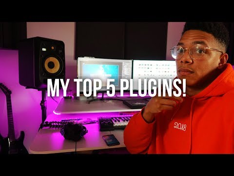 MY TOP 5 VST PLUGINS FOR FL STUDIO 12!!! (Chuki Beats)