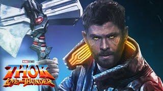 Thor love and thunder new mjolnir origin story explained in hindi