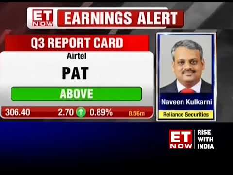Bharti Airtel posts Rs 86 cr surprise profit for Q3 on one-time gain