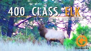 400 Class Bull Elk with a Muzzleloader | Teaser