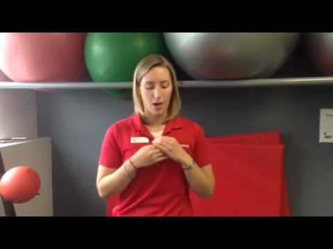 Role of a Certified Athletic Therapist-Christina Martinell