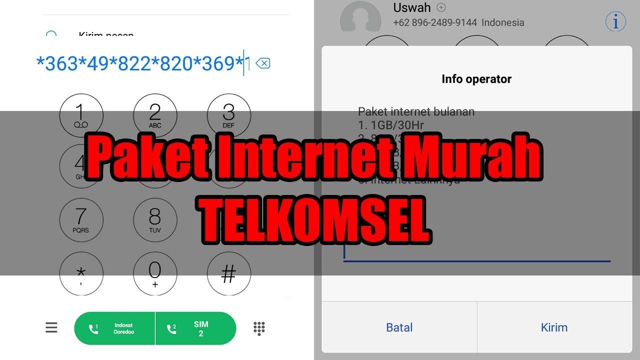 internet manual telkomsel