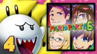 """Mario Party 6: """"The Largest Handicap Yet"""" - EPISODE 4 - Friends Without Benefits"""
