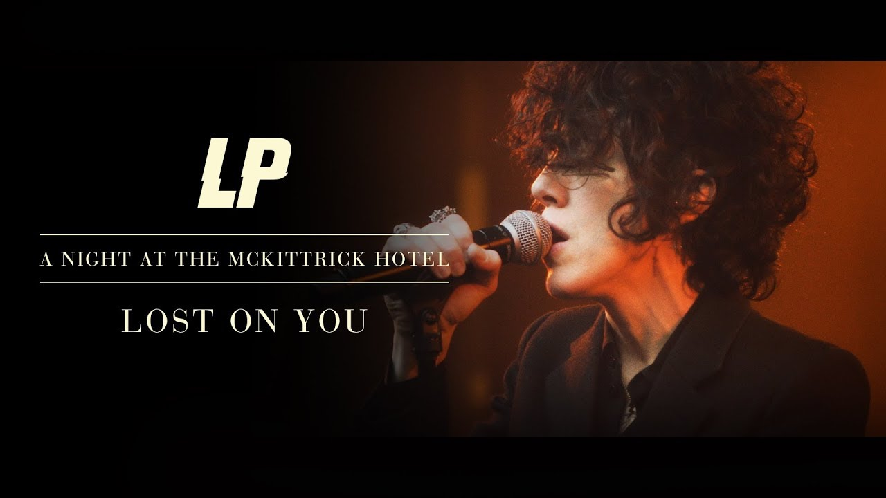 Download LP - Lost On You (A Night at The McKittrick Hotel)