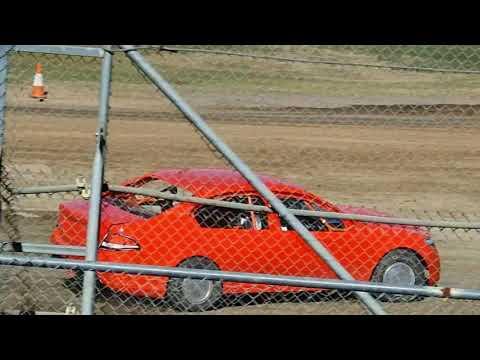 modified practice Latrobe speedway 12/10/19