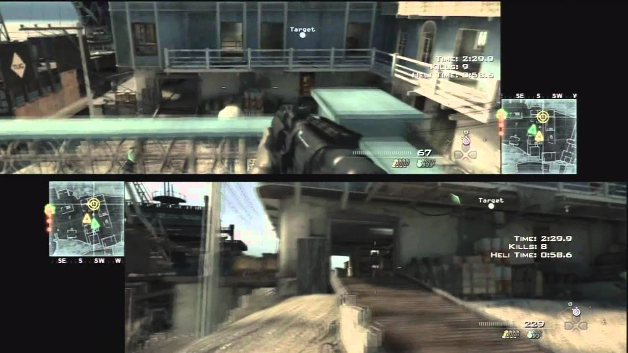 Gameplay - Call of Duty Modern Warfare 3 - Primeiras Impressões
