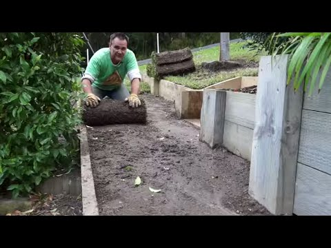 How To Build Diy Retaining Wall