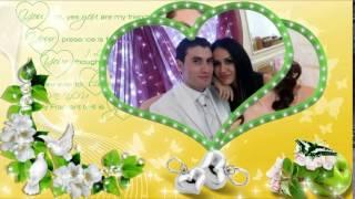 Бесплатный свадебный проект. ProShow Slideshow Alimardan & Shafa Wedding day
