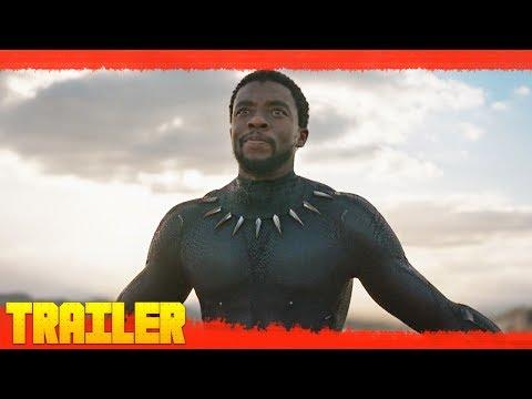 Black Panther (2018) Primer Tráiler Oficial Subtitulado