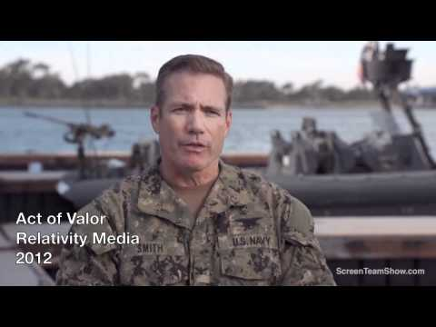 Captain Duncan Smith HD Interview - Act of Valor
