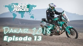 Lyndon Poskitt Racing: Races to Places - Dakar Rally 2018 - Episode 13 - Stage 8