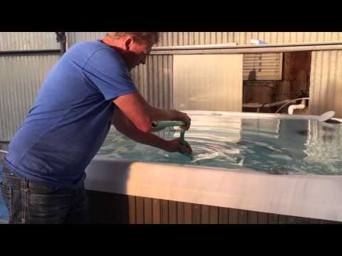 Hot Tub Hack - How to Easily Clean a Hot tub without emptying
