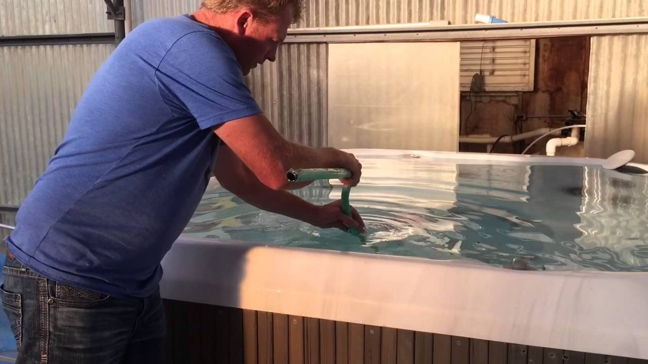 Hot Tub Hack - How to Easily Clean a Hot tub without emptying ...