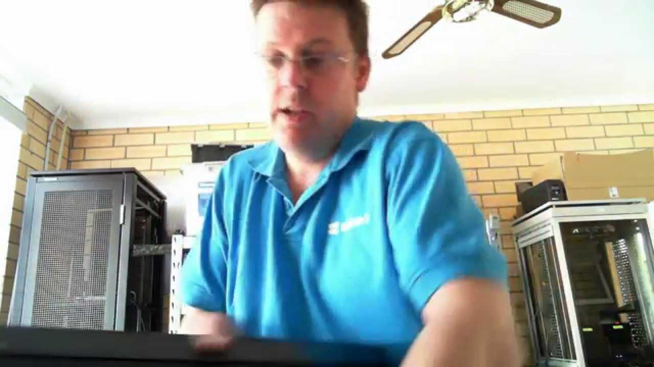 Lenovo Thinkcentre E73z unboxing
