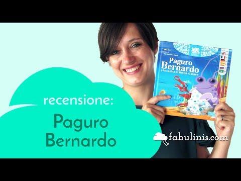 Paguro Bernardo 🌊 libri per bambini illustrati