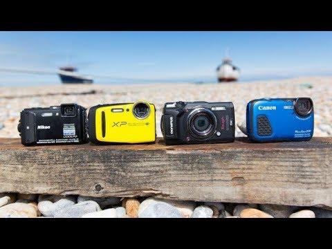Top 5 Best Waterproof Camera - Best Shockproof, Dust proof ,Splash-proof Camera