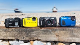 Top 5 Best Waterproof Camera - Best Shockproof, Dust proof ,Splash-proof Camera